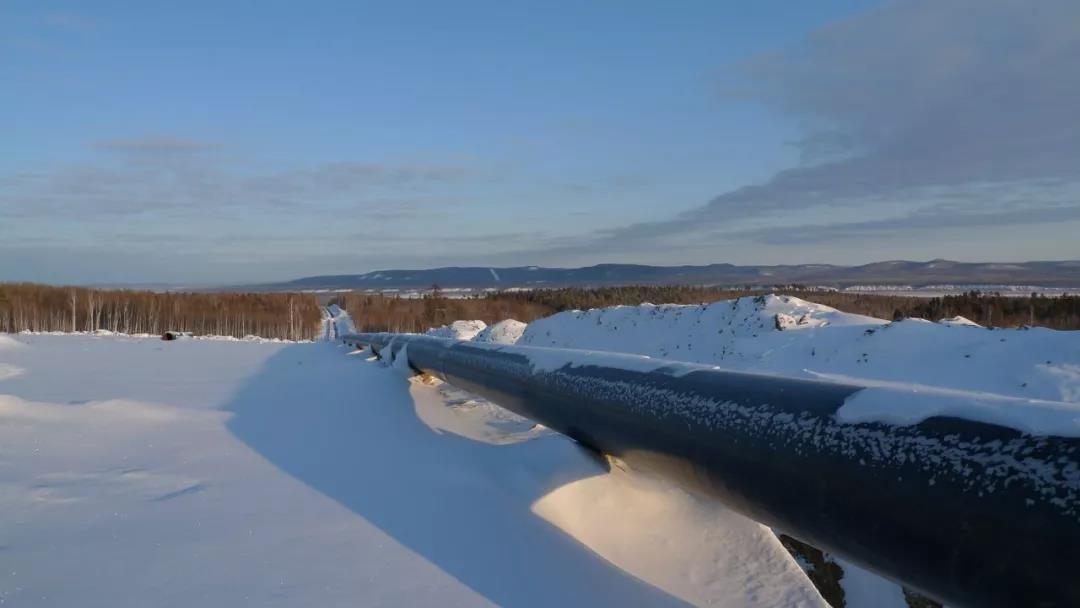 中俄東線天然氣管道即將通氣 四大戰略通道