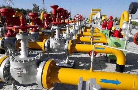世界能源藍皮書:中國天然氣產供儲銷體系建